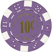 11.5-Gram Landmark Casino Poker Chips