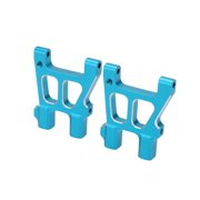 122021 Upgrade Parts Blue Aluminum Rear Lower Suspension Arm for HSP 1/10 RC Cars