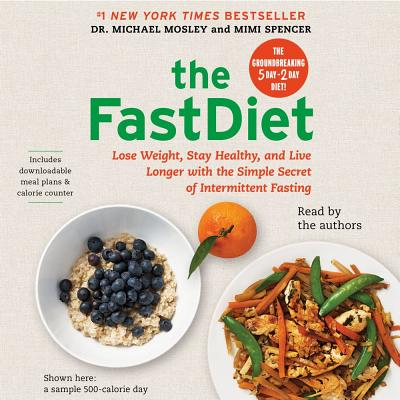 The FastDiet - Audiobook