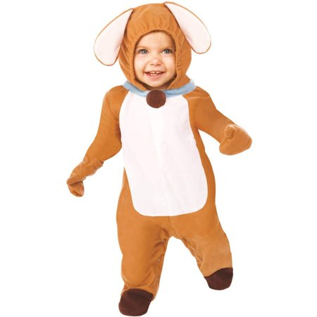 Puppy Love Infant Costume - Cute Baby And Dog Halloween Costumes