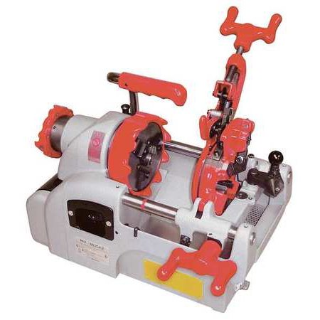 Wheeler Rex Pipe Threader - Pipe Threader Machine, Wheeler-Rex, 7991