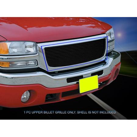Fedar Main Upper Billet Grille For 2003-2006 GMC Sierra 1500 2500 3500 2500 3500 Billet Grille