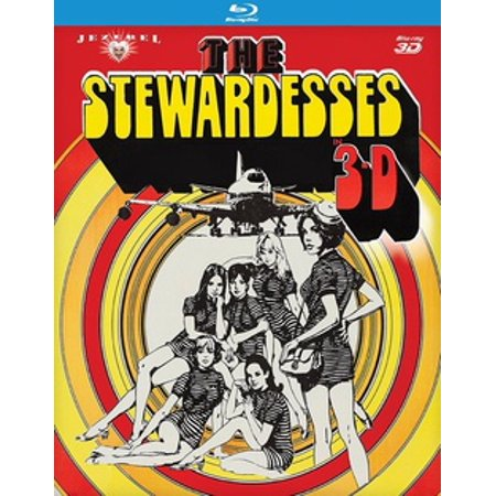 The Stewardesses 3D (Blu-ray) ()