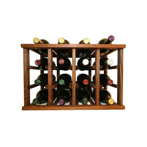 Wine Cellar Innovations Mini Stack Series 12 Bottle Tabletop Wine Rack