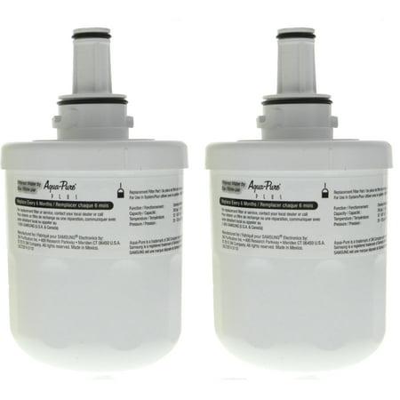 Samsung DA29-00003G Aqua Pure Plus Refrigerator Water Filter, 2