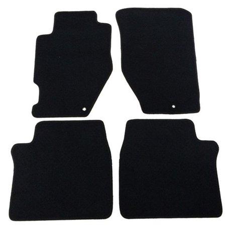 Acura Tl Floor Mats - fits 99-03 acura tl 4dr oem factory fitment car floor mats front & rear nylon