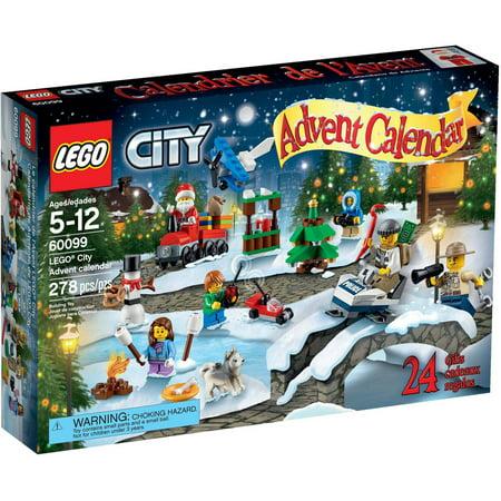 LEGO City Advent Calendar, 60099