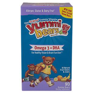 Yummi Bears Omega-3  DHA