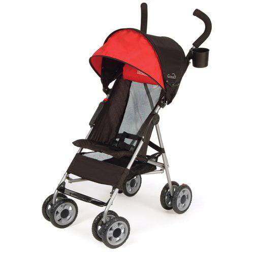 Kolcraft Cloud Umbrella Stroller, Scarlet Red