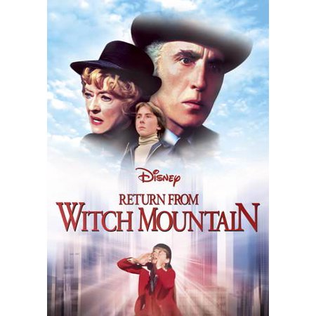 Return From Witch Mountain (Vudu Digital Video on (Cast Of Race To The Witch Mountain)