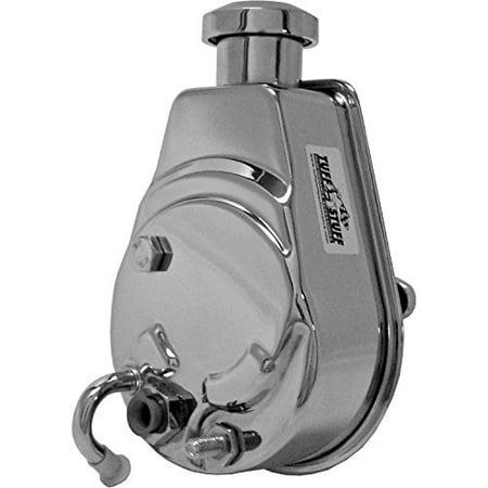 Tuff Stuff 6174A Chrome Power Steering Pump