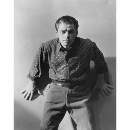The World Changes Paul Muni 1933 Photo Print (Top 10 Photos That Changed The World)