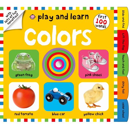 Halloween Play On Words (Play and Learn: Colors : First 100 Words, with Lots of Fun)
