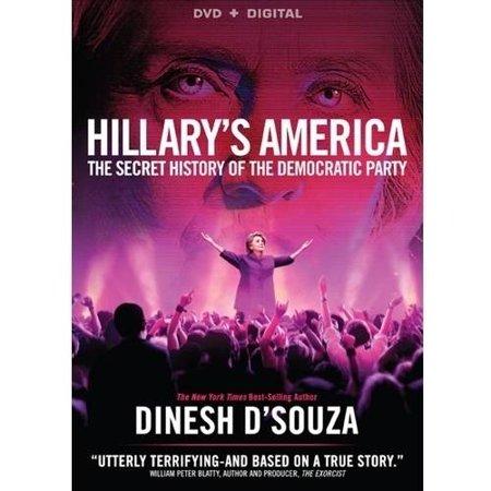 Hillarys America  Dvd   Digital Copy