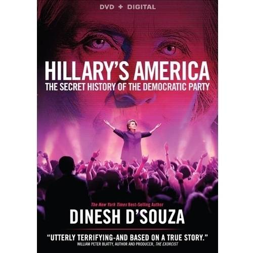 Hillary's America (DVD   Digital Copy)