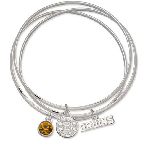 LogoArt NHL Triple Bangle Bracelet