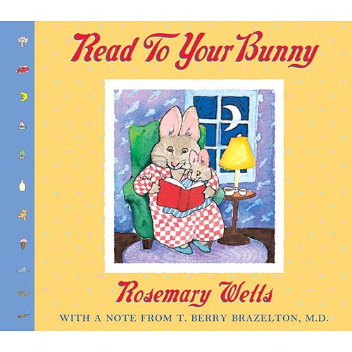 READ TO YOUR BUNNY [9780439543378]