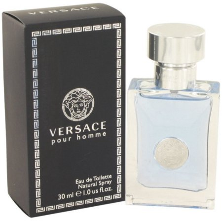 6 Pack - Versace Pour Homme Eau De Toilette Natural Spray 1.0 oz (Versace Kette Uk)
