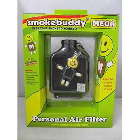 Smoke Buddy Mega Personal Air Purifier Cleaner Filter
