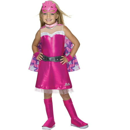 Barbie Deluxe Super Sparkle Costume for Kids (Babies Costumes)
