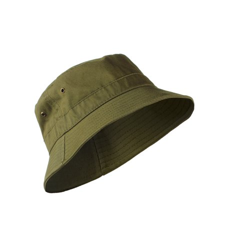 American Cities Fashion Bucket Hat Cap Headwear - Many (Leather Bucket Hat)