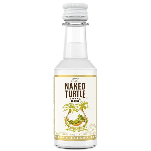The Naked Turtle White Rum, 750 mL - Walmart.com - Walmart.com