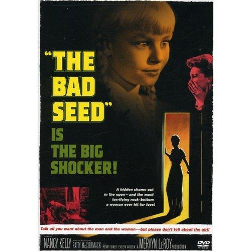 The Bad Seed (1956) (Full Frame)
