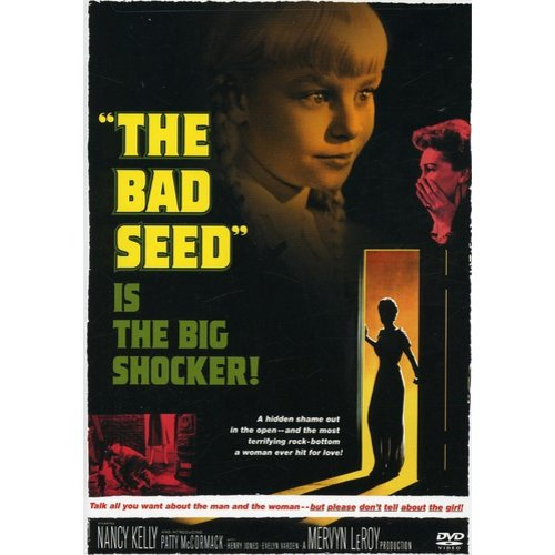 The Bad Seed (1956) (Full Frame)