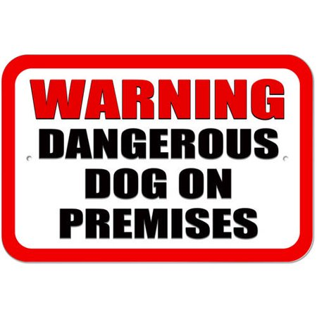 Dog Food Warning