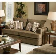 Chelsea Home Furniture Calexico Loveseat - Cornell Cocoa