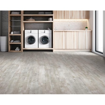 Durachoice Oyster Vinyl Planks 6 X 36 20 34 Sq Ft Carton 14