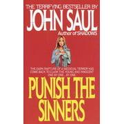 Punish the Sinners - eBook