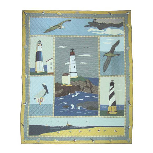 Patch Magic Lighthouse By Bay Quilt