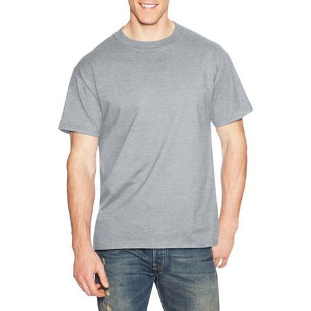 0563063a55a Hanes - Hanes Men s Beefy-T Crew Neck Short Sleeve T-Shirt