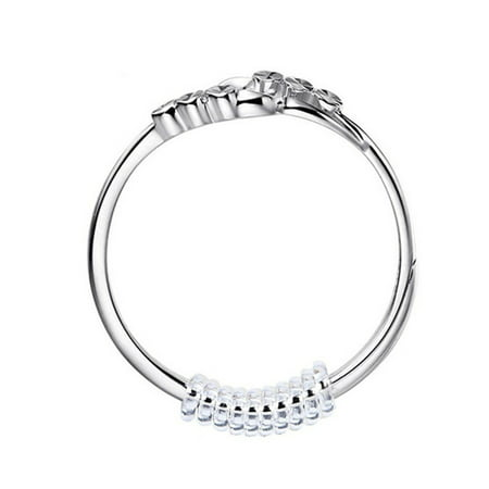 Ring Adjuster for Loose Rings, Ring Size Adjuster 3mm for Men and