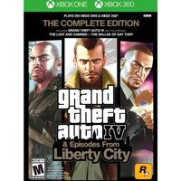 Grand Theft Auto IV: The Complete Edition - Xbox 360|Xbox One, Rockstar Games