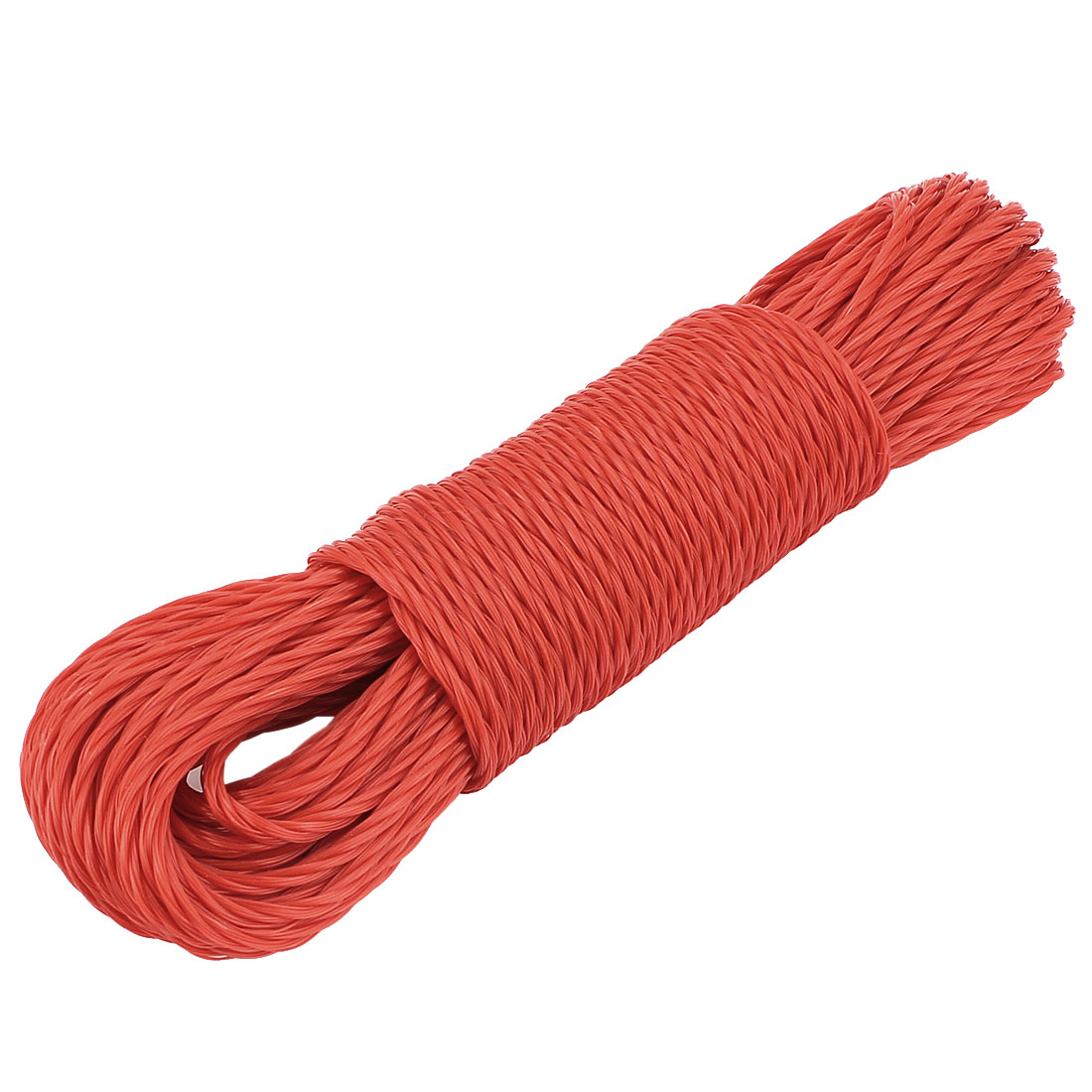 65.6Ft Nylon Household Fishing Camping Multipurpose Nonslip Hanging Clothing Clothesline Rope Green