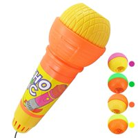 Outtop Echo Microphone Mic Voice Changer Toy Gift Birthday Present Kids Party Song