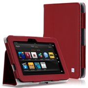 CaseCrown Bold Standby Case for 2012 Amazon Kindle Fire HD 7 Inch (Built-in magnet for sleep / wake feature)