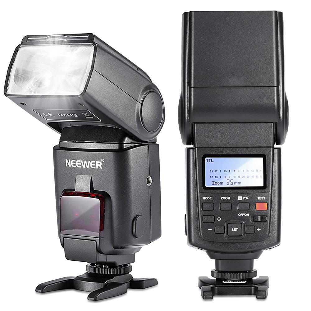 Neewer NW680/TT680 HSS Speedlite Flash E-TTL Camera Flash...