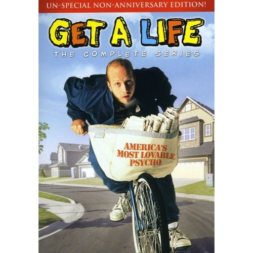 Get A Life: The Complete Series (Full Frame)