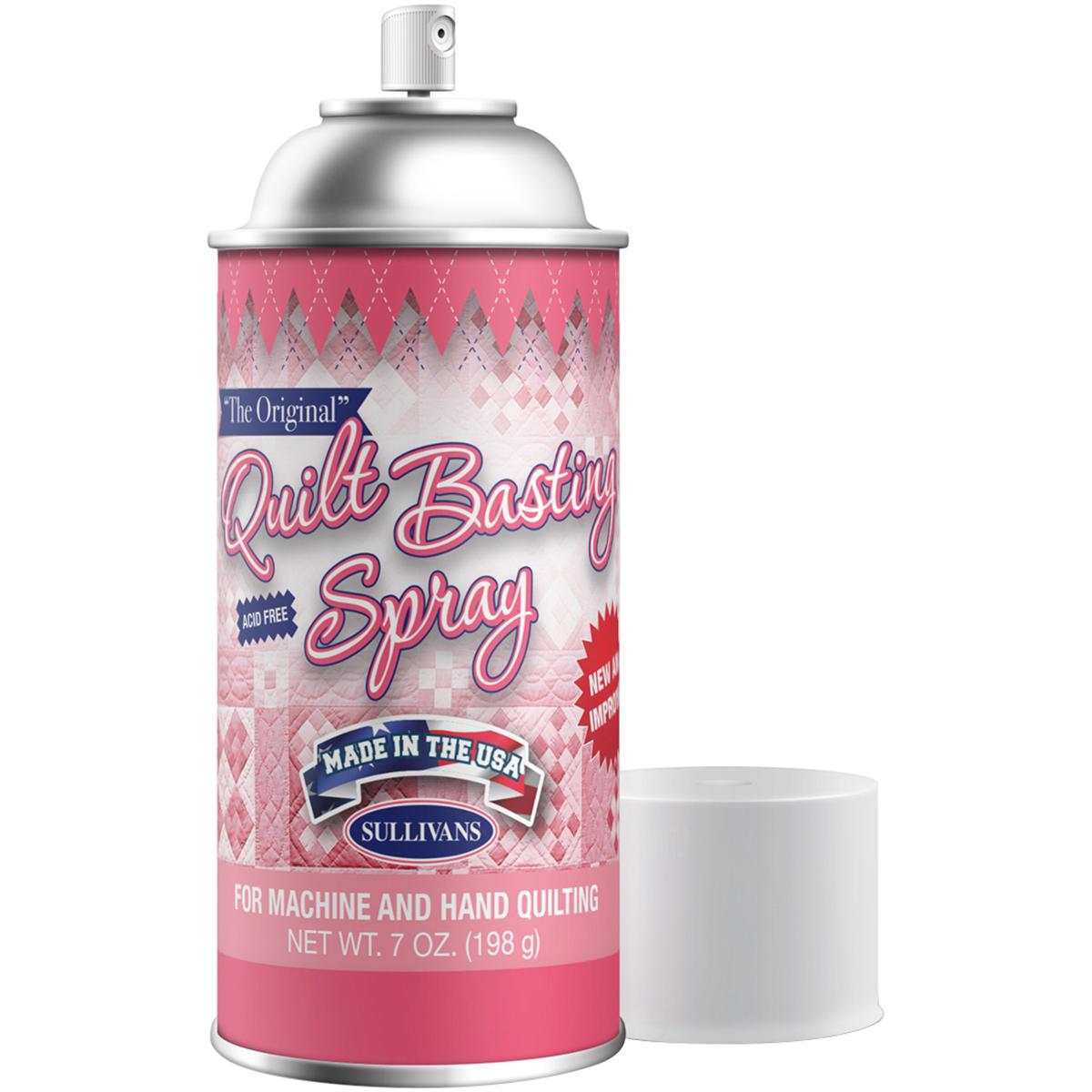 The Original Quilt Basting Spray-7oz