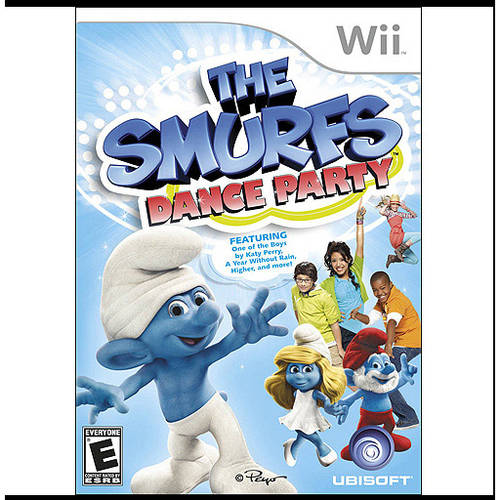 The Smurfs Dance Party (Wii) - Pre-Owned