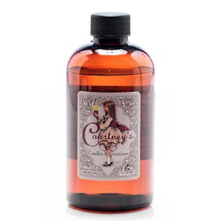 Courtneys Candles 8 oz Diffuser Refills for Porcelain or Reed Diffusers - WARM VANILLA - Porcelain Reef
