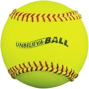 """(12 Pack) MacGregor Unbelieva-BALL 12"""" Yellow Softballs"""