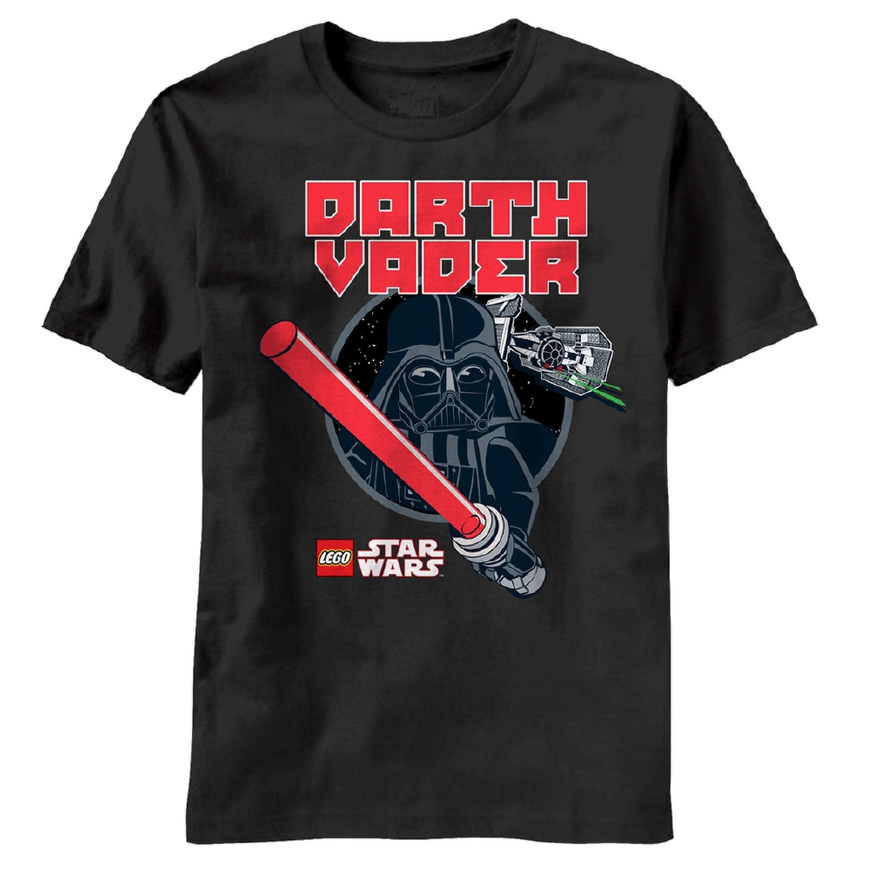 Lego Star Wars - Vader Saber Youth T-Shirt