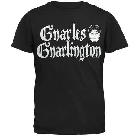 Charlie Sheen - Gnarles Gnarlington - Charlie Sheen Outfit