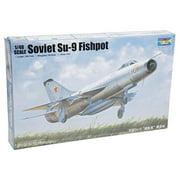 Trumpeter Soviet Su-9 Fishpot Model Kit