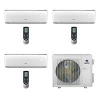 Gree MULTI24CLIV302 - 24,000 BTU Multi21+ Tri-Zone Wall Mount Mini Split Air Conditioner Heat Pump 208-230V (9-9-18)