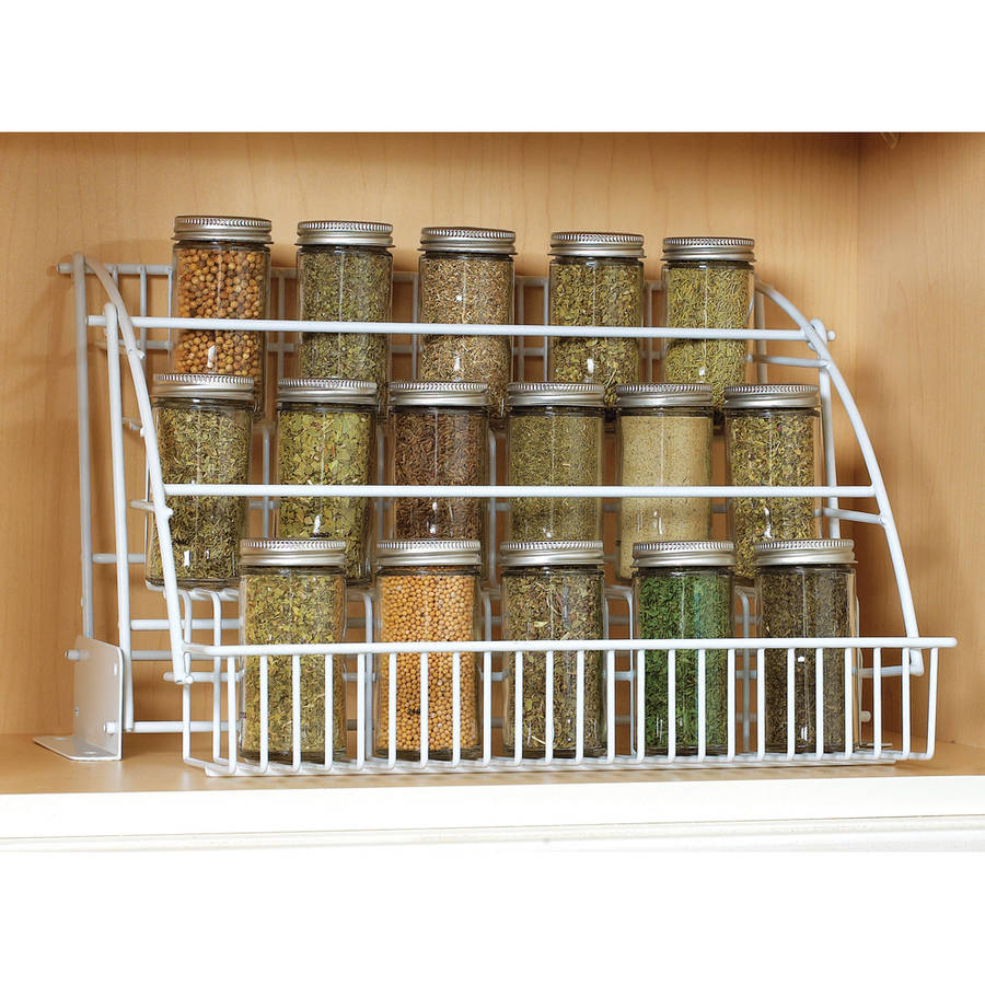 Rubbermaid FG8020RDWHT Spice Rack by Rubbermaid